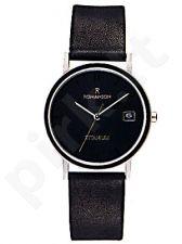 Moteriškas laikrodis ROMANSON DL9782 LW BK