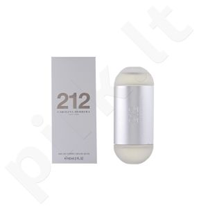 CAROLINA HERRERA 212 edt  60 ml moterims