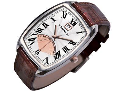 Romanson Classic TL0394MM1JAS6R vyriškas laikrodis