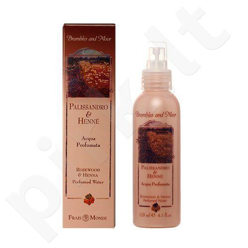 Frais Monde Rosewood And Henna parfumuotas vanduo, kosmetika moterims, 125ml