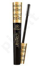 Dermacol Ultra Tech blakstienų tušas, kosmetika moterims, 10ml, (Black)