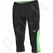 Sportinės kelnės 3/4 Adidas Infinite Series Techfit Capri W Q2 S00995