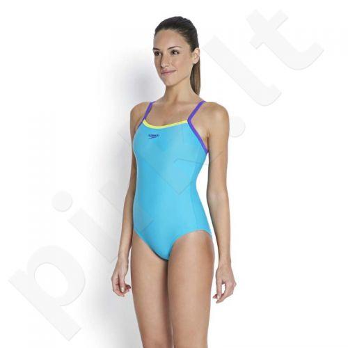 Maudymosi kostiumėlis Speedo Women's Thinstrap Muscleback W 8-05403A359