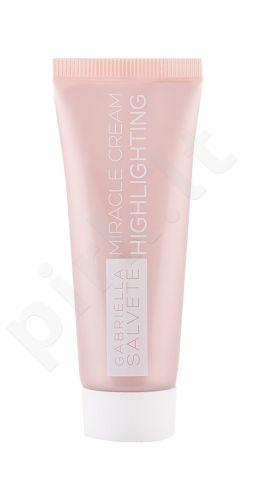 Gabriella Salvete Miracle Cream, Highlighting, šviesintojas moterims, 25ml, (01 Be A Star)