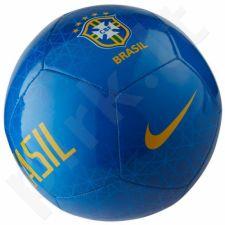 Futbolo kamuolys Nike Brasil CBF Pitch SC3930-453