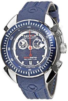 Laikrodis Sector   Shark Master Marine. Swis Made. chronografasgrafas or   version.  . 20 ATM