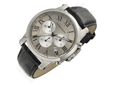 Romanson Sports TL0334HM1WBA5B vyriškas laikrodis-chronometras
