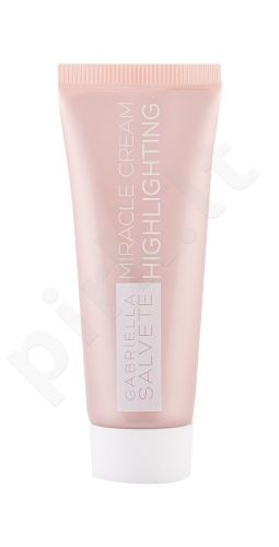 Gabriella Salvete Miracle Cream, Highlighting, skaistinanti priemonė moterims, 25ml, (02 Be Loved)