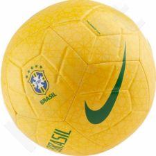 Futbolo kamuolys Nike Brasil CBF Strike SC3922-749