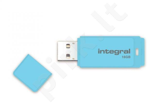 Atmintukas Integral Pastel 16GB, Blue Sky