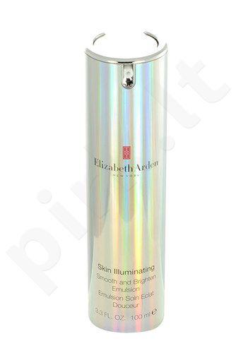 Elizabeth Arden Skin Illuminating Smooth And Brighten emulsija, kosmetika moterims, 100ml