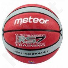 Krepšinio kamuolys METEOR Cellular RS7 FIBA