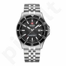 Vyriškas laikrodis SWISS MILITARY 06-5161.2.04.007