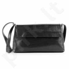 DAN-A T70 juoda rankinė iš natūralios odos , moteriška