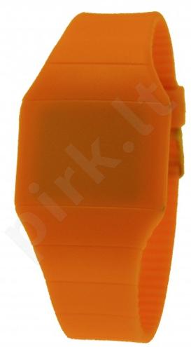 Laikrodis HACKER Led   - Orange