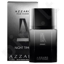 Azzaro Pour Homme Night Time, EDT vyrams, 50ml