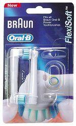 BRAUN EB 20-2 Dantų šepetėlio antgaliai