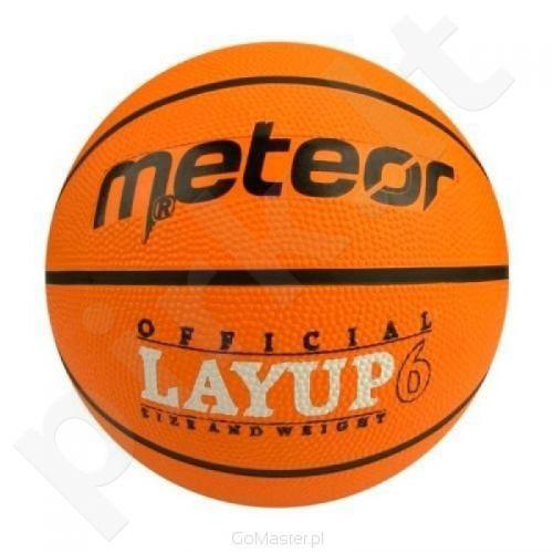 Krepšinio kamuolys Meteor Layup 6