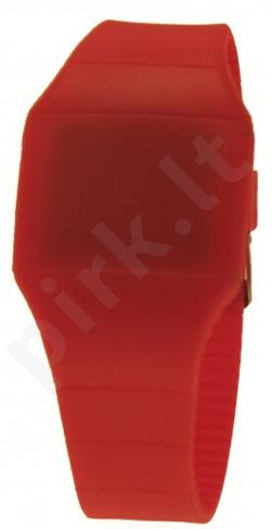 Laikrodis HACKER Led   - Strawberry Red