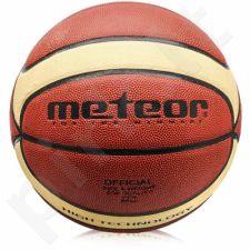 Krepšinio kamuolys Meteor Professional 07050
