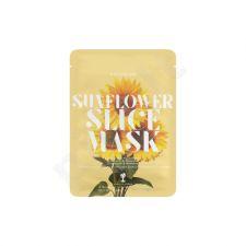 Kocostar Flower Mask, Sunflower, veido kaukė moterims, 20ml