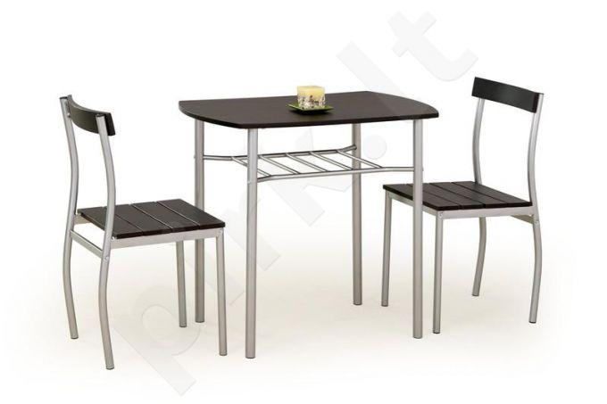 LANCE komplektas: stalas + 2 kėdės