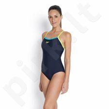 Maudymosi kostiumėlis Speedo Women's Thinstrap Muscleback W 8-05403A329