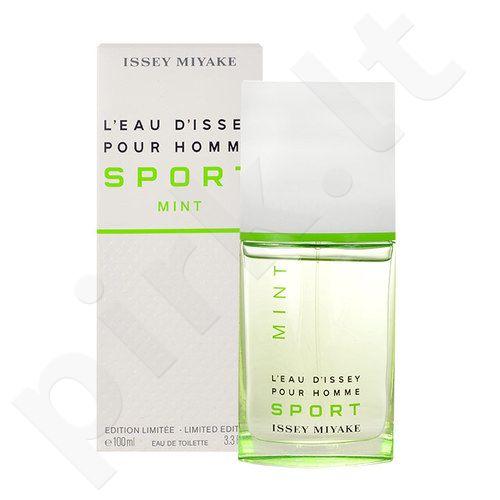 Issey Miyake L´Eau D´Issey Sport Mint, EDT vyrams, 100ml