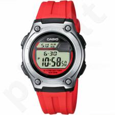 Moteriškas, Vaikiškas laikrodis Casio W-211-4AVES