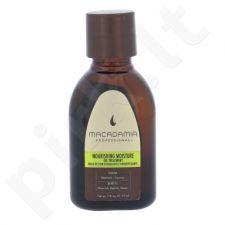 Macadamia Nourishing Moisture Oil Treatment, plaukų aliejus kosmetika moterims, 30ml
