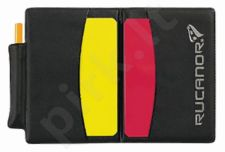 Teisėjo kortelių rinkinys 8x12 cm 02