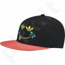 Kepurė adidas Originals Smilesnpback CV8696