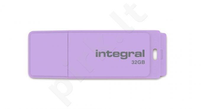 Atmintukas Integral Pastel 32GB, Lavender Haze