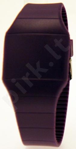Laikrodis HACKER Led   -Mystic Violet