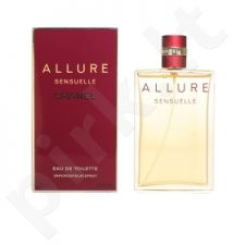 CHANEL ALLURE SENSUELLE edt  100 ml moterims