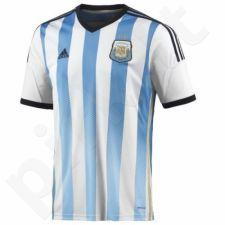 Varžybiniai marškinėliai Adidas Argentina Junior G74571