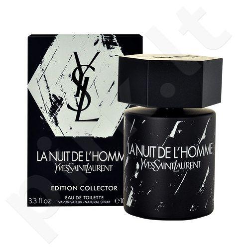 Yves Saint Laurent La Nuit de L´ Homme  Edition Collector, EDT vyrams, 100ml