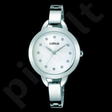 Laikrodis LORUS  STAINLESS STEEL - kvarcinis - 30x39 mm - 3 ATM