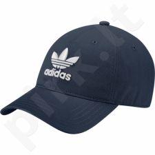 Kepurė su snapeliu adidas Originals Trefoil Cap CD6973