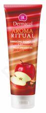 Dermacol Aroma Ritual, Apple & Cinnamon, dušo želė moterims, 250ml