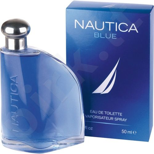 Nautica Blue, tualetinis vanduo vyrams, 100ml