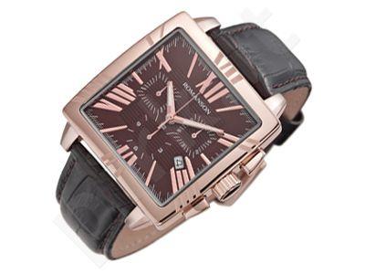 Romanson Sports TL1263HM1RAB6R vyriškas laikrodis-chronometras