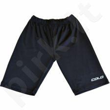 Apatinės sportinės kelnaitės COLO Spike juodas