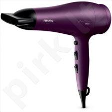 PHILIPS BHD282/00 Hair Dryer, 2300W, 14mm styling concentrator, Ionic care, Cool Shot, Mauve
