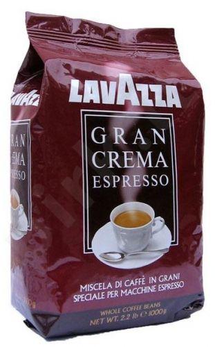 Kava pupelėmis Lavazza Gran Crema espresso, 1kg