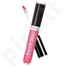 Rimmel London Vinyl Gloss lūpų blizgis, 6ml, kosmetika moterims  - 800 Crystal Clear