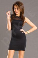 GLAMOUR BABE suknelė CELEBRITY - juoda 6202-1