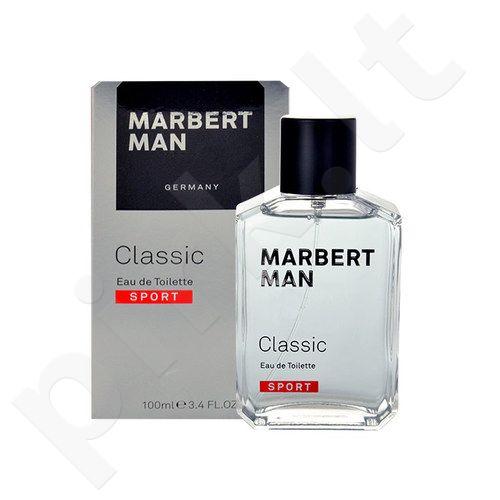 Marbert Man Classic Sport, EDT vyrams, 100ml, (testeris)