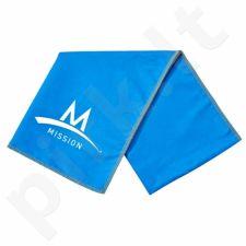 Rankšluostis Mission Enduracool Microfibra 107100IN-BLUE