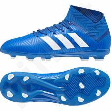 Futbolo bateliai Adidas  Nemeziz 18.3 FG Jr DB2351